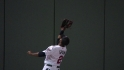 Span's fantastic catch