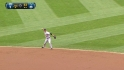 Raburn&#039;s great stop