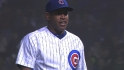 Marmol escapes a jam