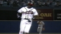 McGriff homers in debut
