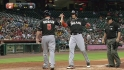 Stanton&#039;s two-run homer