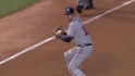 Chipper's diving stop