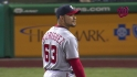 Nationals lose on walk-off