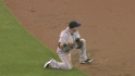 Scutaro&#039;s diving stop
