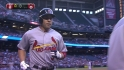 Beltran&#039;s two-run home run