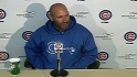 Sveum on Maholm&#039;s strong outing
