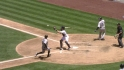 Parrino throws out Cuddyer