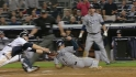 Upton&#039;s game-tying sac fly