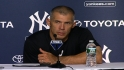 Girardi on Robertson's struggles