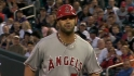 Pujols&#039; two-hit game