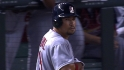 Furcal's four-hit night