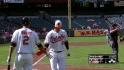 Flaherty&#039;s first career homer