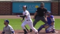 Markakis' homer follows Hardy