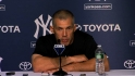 Girardi on Gardner&#039;s setback