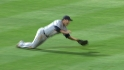 Raburn&#039;s diving catch
