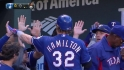 Hamilton&#039;s two-run homer