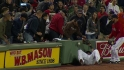 Middlebrooks' great effort