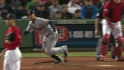 Brantley&#039;s second RBI single