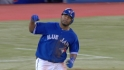 Grand Slam del dominicano en el Rogers Centre