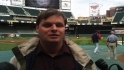 Blind fan visits Target Field