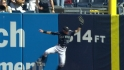 Ichiro&#039;s leaping catch