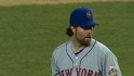 Dickey's solid start