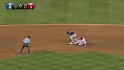 Gregerson escapes jam