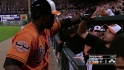 Hall&#039;s solo homer