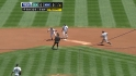 Pettitte induces double play