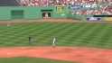 Asdrubal's leaping catch
