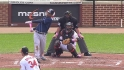 Pena&#039;s two-run double