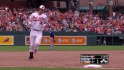 Wieters&#039; two-run homer