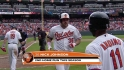 Johnson&#039;s solo homer