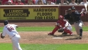 Prado's RBI single