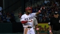 Andrus&#039; four hits