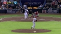 Chapman strikes out Heyward