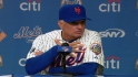 Collins on Mets' loss
