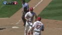 Carpenter's go-ahead homer