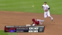 Moyer induces double play