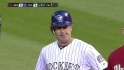 Moyer&#039;s two-run infield single