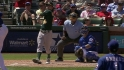 Reddick&#039;s 10th homer
