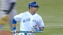 Arencibia&#039;s two-run jack