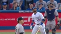 Bautista&#039;s two-run shot