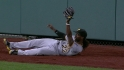 McCutchen wins first Gold Glove