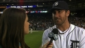 Verlander on his no-hit bid