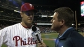 Papelbon on save vs. Red Sox