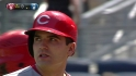 Votto's three-run homer