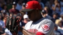 Chapman&#039;s scoreless relief
