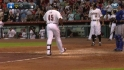 Lee's two-run dinger