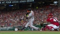 Markakis&#039; two-run shot